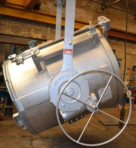 Acetarc-Workhorse-12t-bottom-pour-foundry-ladle-276x300