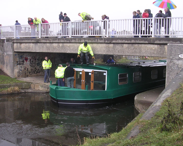 Canal Boats & Waterways 2