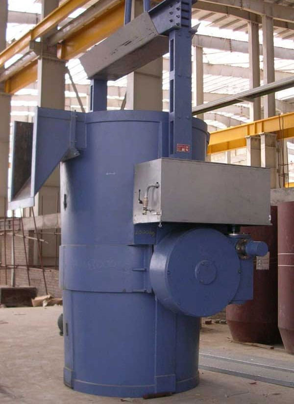 Treatment Ladles for the Production of Ductile (S.G.) Iron 1