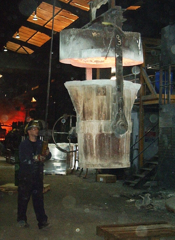 Treatment Ladles for the Production of Ductile (S.G.) Iron 3