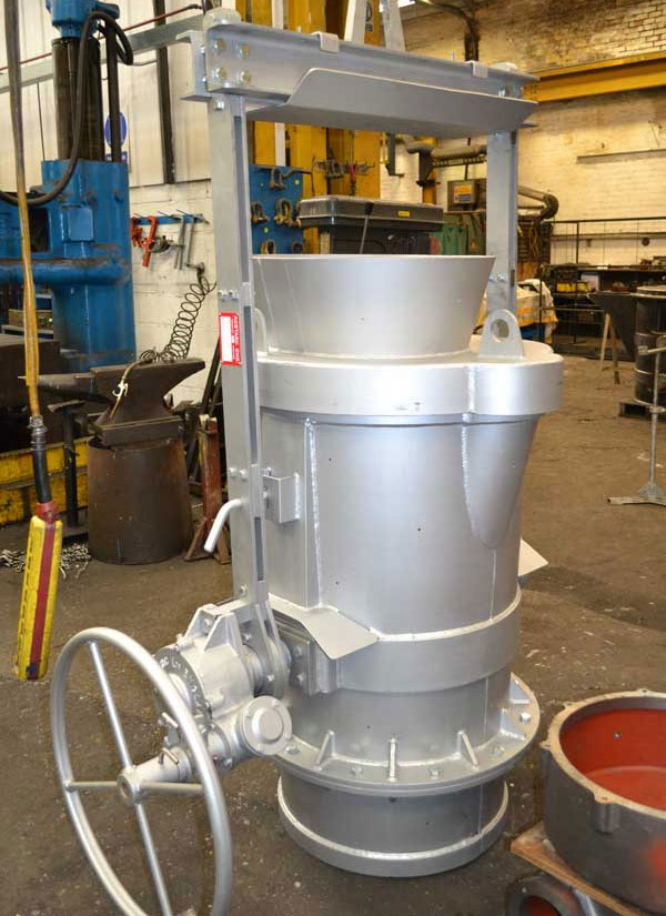 Treatment Ladles for the Production of Ductile (S.G.) Iron 4