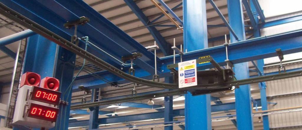Acetarc Monorail & Crane Systems 38