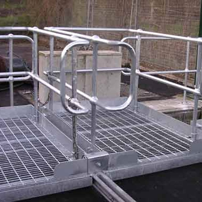 Platforms & Hand Railing - Both Industrial and Residential 2