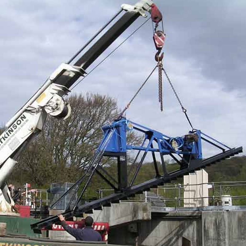 Water Industry Projects & Subcontract Work 24
