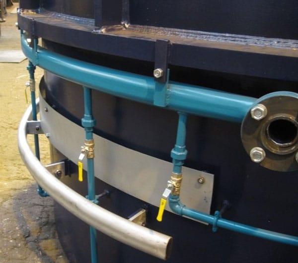 Porous Plug Ladles - Desulphurisation Processes 3