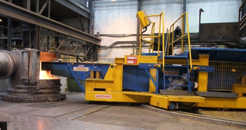 Furnace Charging and Stockyard Handling Equipment 23