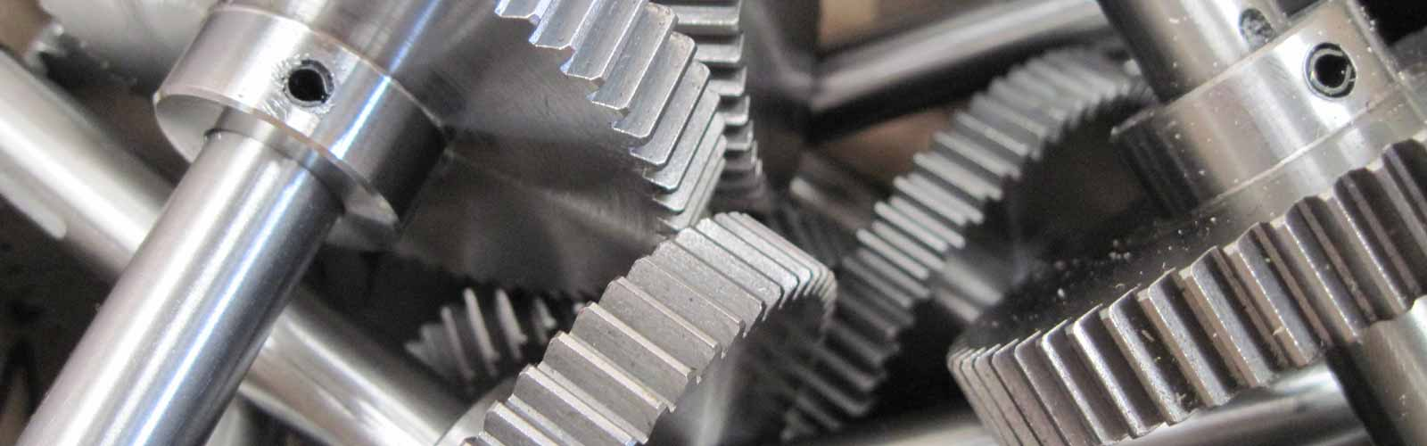 Gear cutting, yorkshire, allan-Green-Acetarc-gear-cutting-group-spur-gear